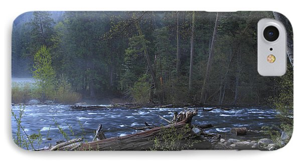 IPhone Case featuring the photograph Merced River by Duncan Selby