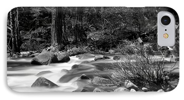 IPhone Case featuring the photograph Merced River by Jason Abando