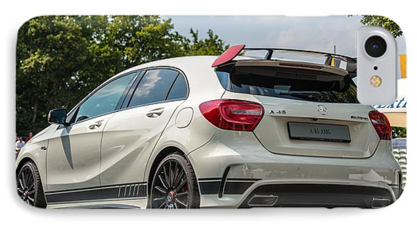 Mercedes A-class Amg 45 As Atp Trophy In Stuttgart - Germany IPhone Case