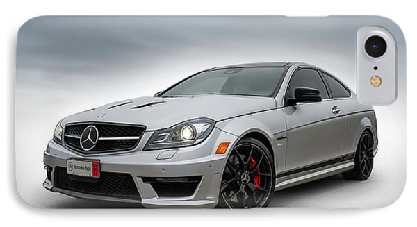 Mercedes Benz Amg C63 Edition 507 IPhone Case by Douglas Pittman