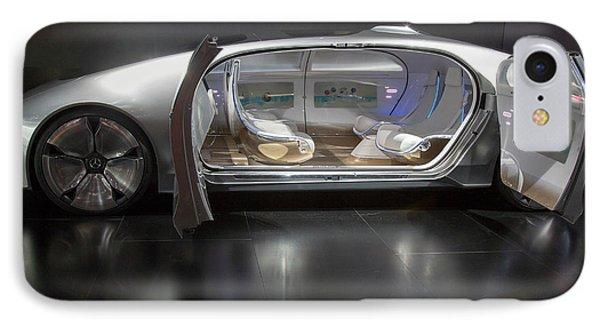 Mercedes-benz F015 Autonomous Car IPhone Case