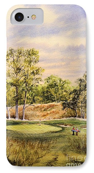 Merion Golf Club IPhone Case