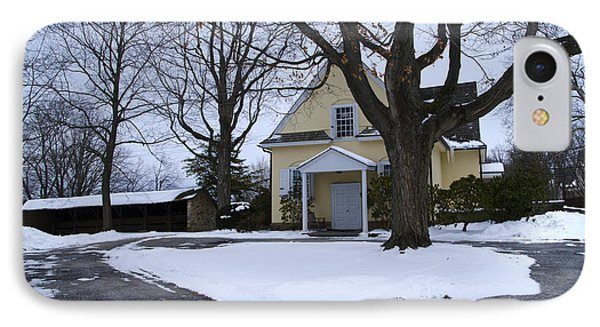 Merion Meeting House - Narberth Pa Phone Case by Bill Cannon