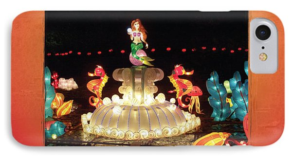 IPhone Case featuring the photograph Mermaid by Cheryl McClure