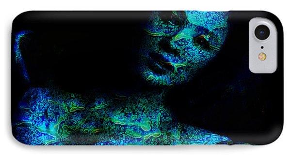 Mermaid IPhone Case by David Blank