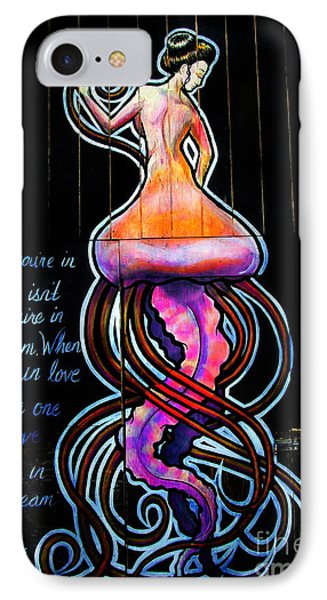 Mermaid Dream Phone Case by Colleen Kammerer