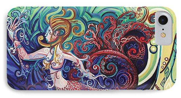 Mermaid Gargoyle IPhone 7 Case