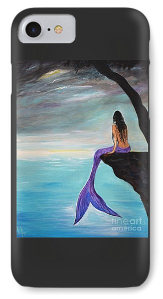 Mermaid Oasis IPhone Case