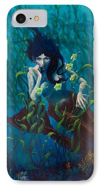 Mermaid Phone Case by Rob Corsetti