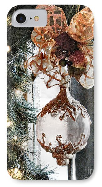 Merry Christmas Phone Case by Rory Sagner