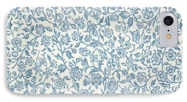 Merton Wallpaper Design IPhone Case