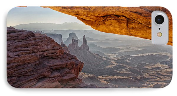 Mesa Arch IPhone Case by Mark Kiver