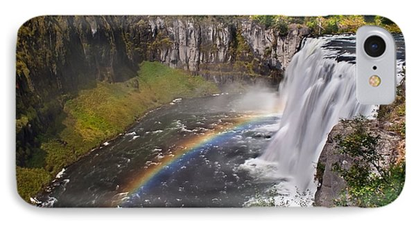 Mesa Falls Phone Case by Robert Bales