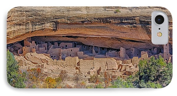 Mesa Verde Cliff Dwelling IPhone Case