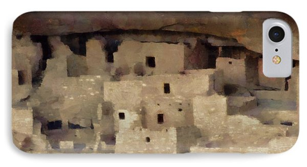 Mesa Verde IPhone Case by Dan Sproul