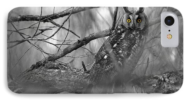 Mesmerizing Eyes IPhone Case by James Peterson