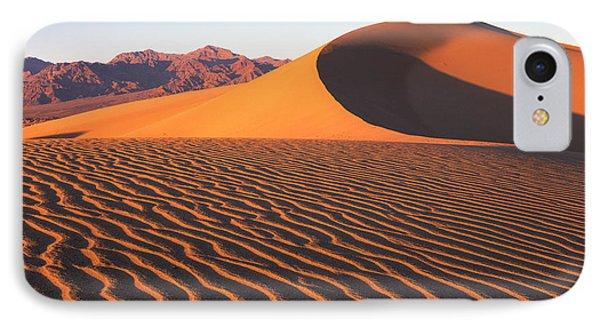 Mesquite Dunes 1 IPhone Case