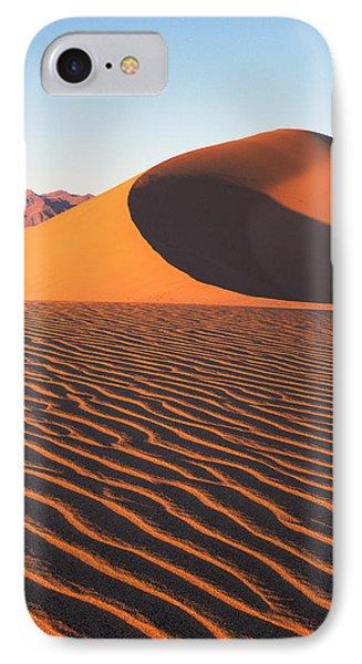Mesquite Dunes 1-v IPhone Case
