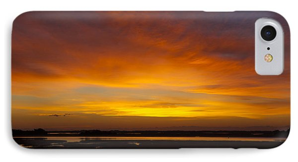 Message From The Universe  Sunrise Photograph By Jo Ann Tomaselli IPhone Case