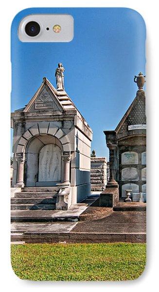 Metairie Cemetery 4 Phone Case by Steve Harrington