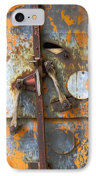 Metal II Phone Case by Ann Powell