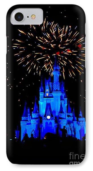 Metallic Castle IPhone Case