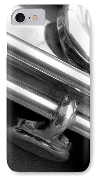 Metallic  IPhone Case by Lisa Phillips