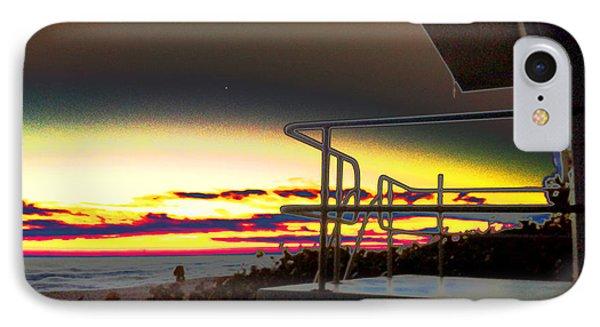 Metallic Sunrise IPhone Case