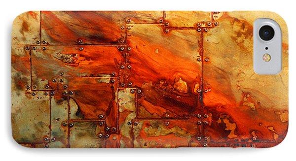 Metalwood IPhone Case