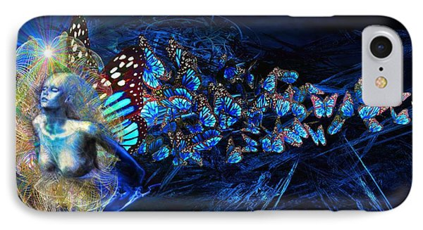 Metamorphosis IPhone Case by Michael Durst