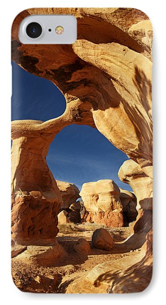 Metate Arch IPhone Case by Leland D Howard