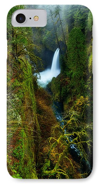 Metlako Falls IPhone Case by Darren  White