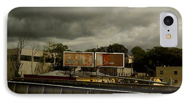 Metropolitan Transit IPhone Case by Miriam Danar