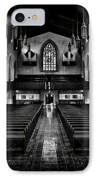 IPhone Case featuring the photograph Metropolitan United Church 2 Toronto Canada by Brian Carson