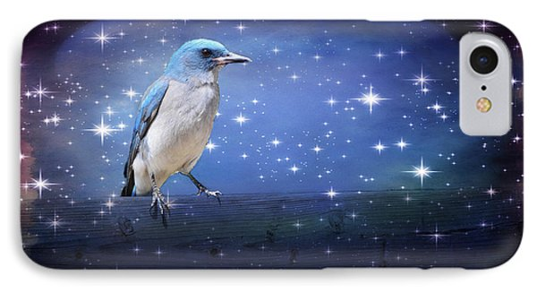 Mexican Blue Jay IPhone Case