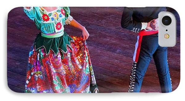 Mexican Folk Dance 12 IPhone Case