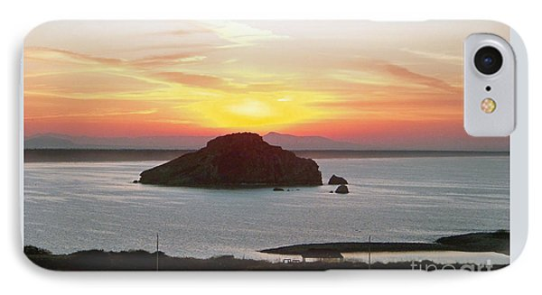 IPhone Case featuring the photograph Mexican Riviera Sunset by Gena Weiser