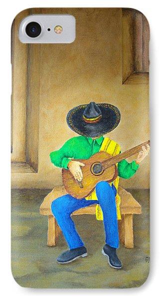 Mexican Serenade Phone Case by Pamela Allegretto