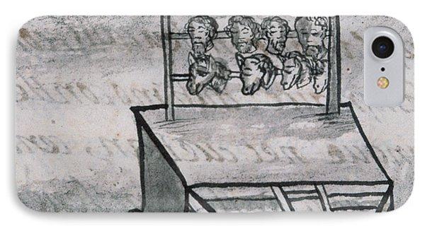 Mexico - Skull Rack Phone Case by Granger