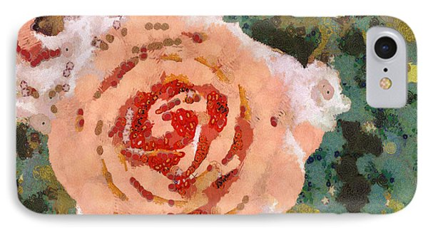 Alameda Meyers House Garden Klimt Rose IPhone Case