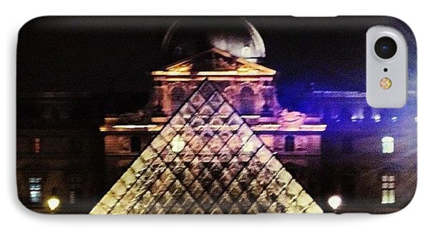 #mgmarts #louvre #paris #france #europe IPhone Case