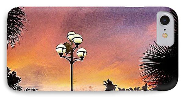 #mgmarts #spain #sea #seaside IPhone Case by Marianna Mills