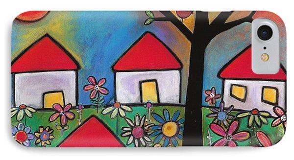 Mi Casa Es Su Casa Phone Case by Carla Bank