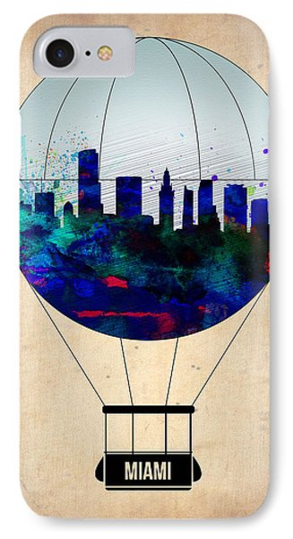 Miami Air Balloon IPhone Case