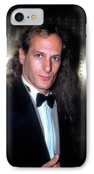 Michael Bolton 1990 IPhone Case