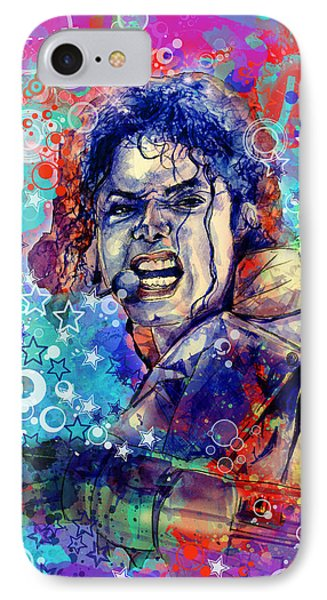 Michael Jackson 11 IPhone Case