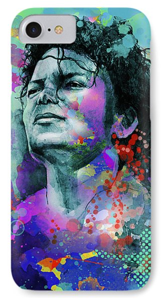 Michael Jackson 12 IPhone Case
