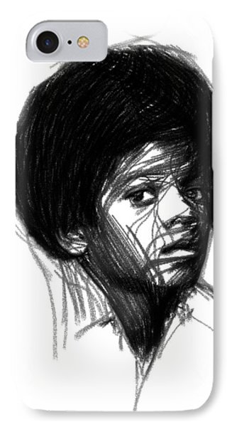 Michael Jackson- The Early Years IPhone Case