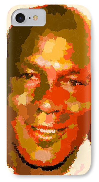 Michael Jordan - Abstract IPhone Case