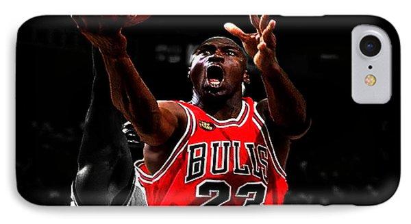 Michael Jordan Soft Touch IPhone Case